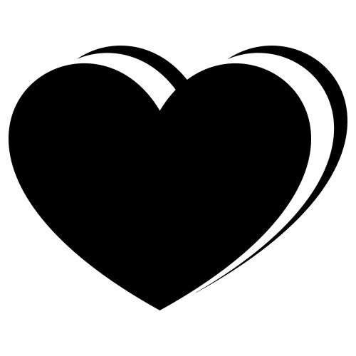 Free Clipart - Hearts 2