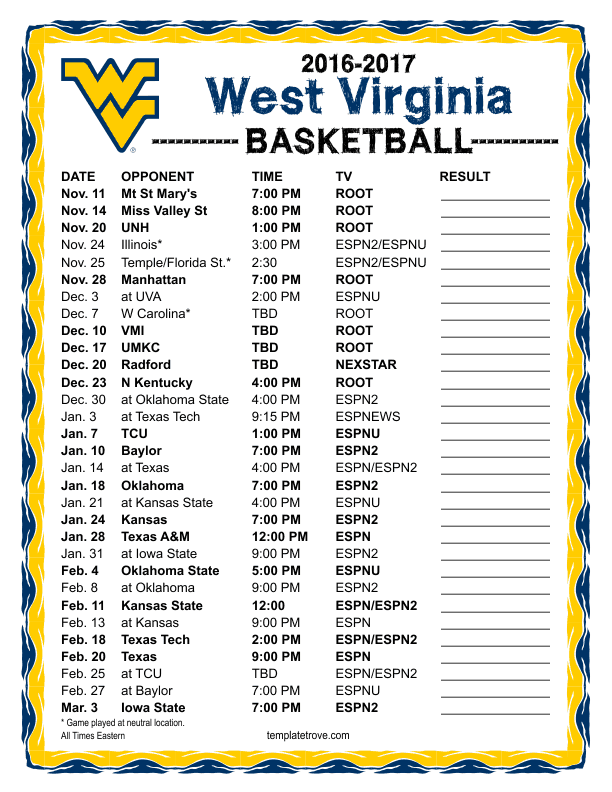 2016-2017-West-Virginia-Basketball-Schedule-612-PNG Tech Newsletter Template From Microsoft on microsoft themes, microsoft software, microsoft logos, microsoft request for information template, microsoft printable certificates, microsoft rfp template, microsoft design, microsoft history, microsoft access human resources template, microsoft quotation template, microsoft word, microsoft mailing list template, microsoft powerpoint maps, microsoft projects, microsoft fonts, microsoft business, microsoft photoshop, microsoft access database, microsoft quotes, microsoft publisher newsletter,