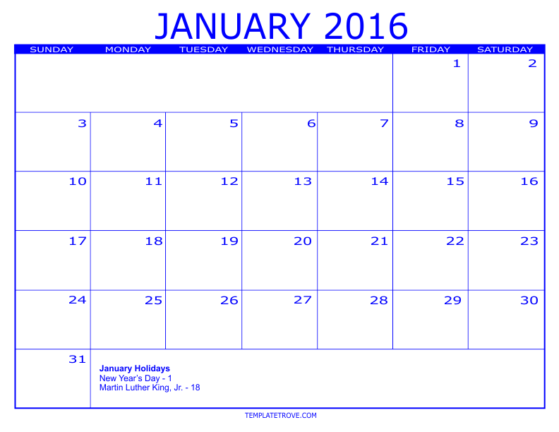 Free Calendar 3
