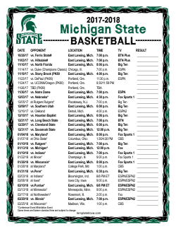 2017-2018-Michigan-State-Basketball-Schedule-250 Free Basketball Newsletter Template on free preschool newsletter template, free monkey newsletter template, free church youth group newsletter template, free newspaper newsletter template,