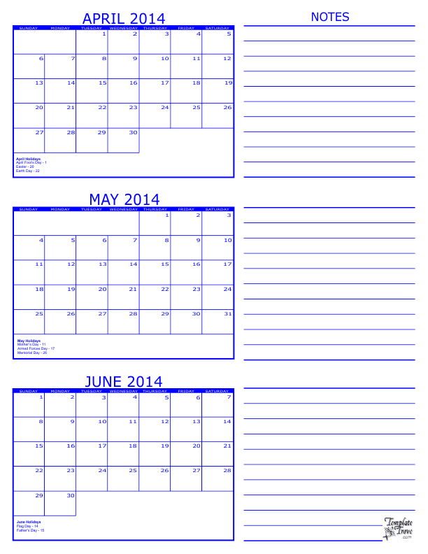 Calendar May April : Calendar april may pixshark images