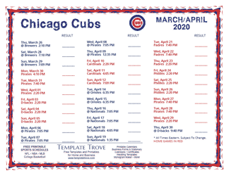 April-2020-Chicago-Cubs-Printable-Schedule-PNG-324 October Business Newsletter Template Free on free downloadable preschool, printable downloadable,