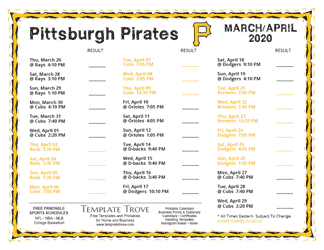 April-2020-Pittsburgh-Pirates-Printable-Schedule-PNG-324 October Business Newsletter Template Free on free downloadable preschool, printable downloadable,