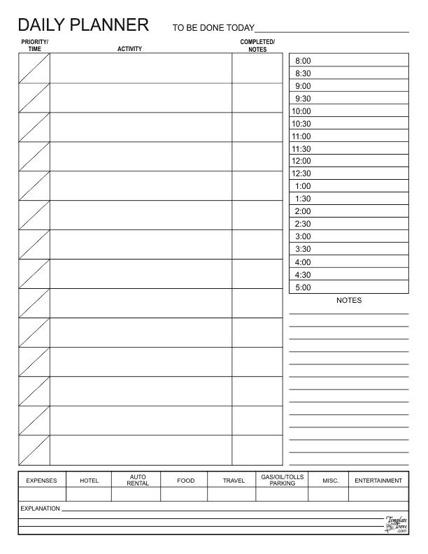 Event schedule template | Authorization Letter Pdf