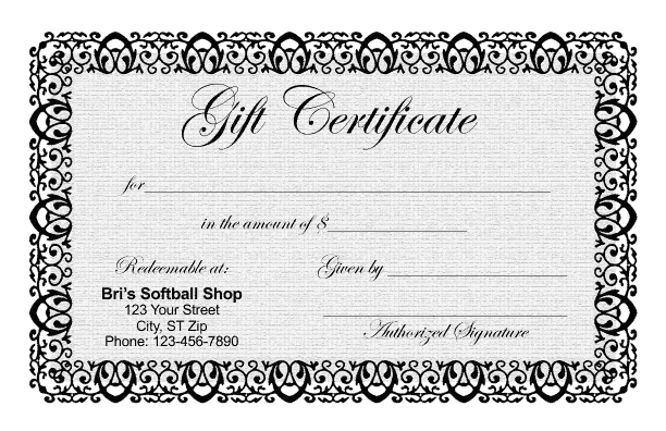 Free Certificates   Templates, Borders, Frames and More