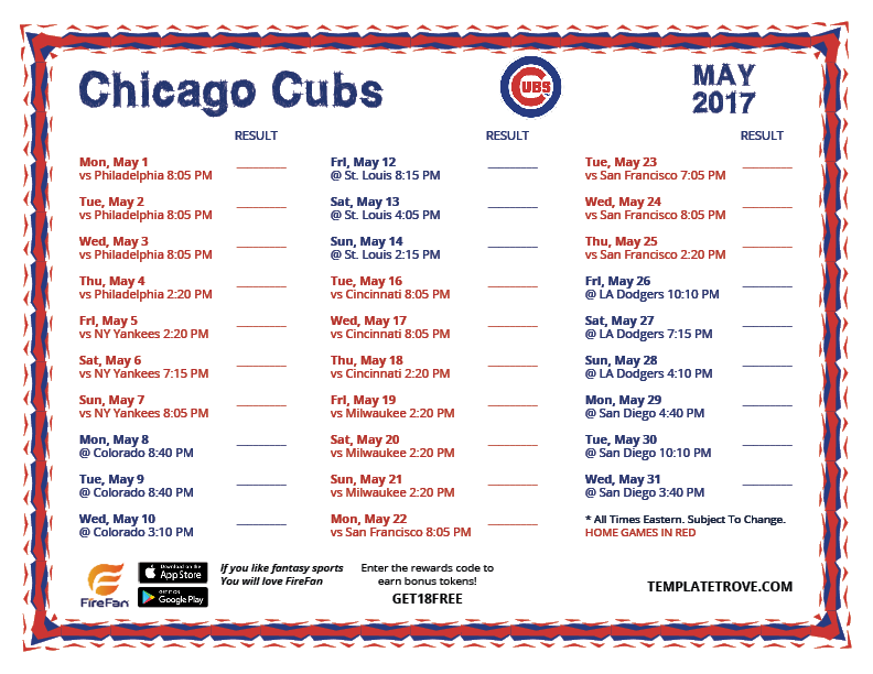 May-2017-Chicago-Cubs-Printable-Schedule-PNG Team Newsletter Template October on october teacher newsletter, october classroom newsletter, neighborhood flyer template, sample kindergarten newsletters template, october newsletter design, october newsletter title, procedures cover page template, october newsletter text, october newsletter articles, october school newsletter, october newsletter banner, about us template, october newsletter ideas, october newsletter border, october newsletter for preschool,