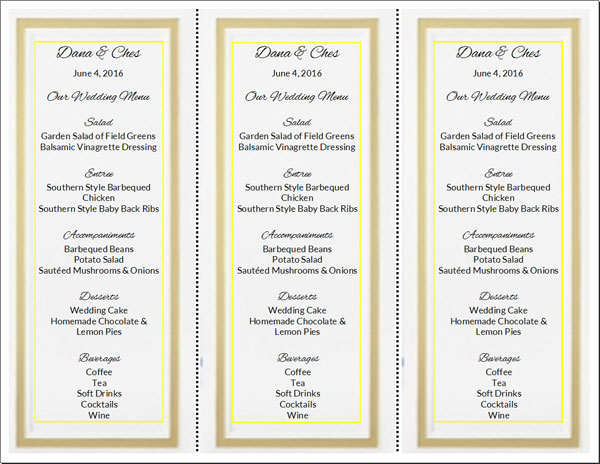 Reception invitation template gidiyedformapolitica reception invitation template do it yourself wedding menu cards solutioingenieria Image collections